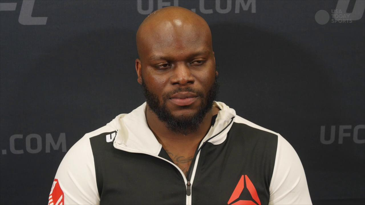 UFC Fight Night 82 Derrick Lewis Post Fight Interview