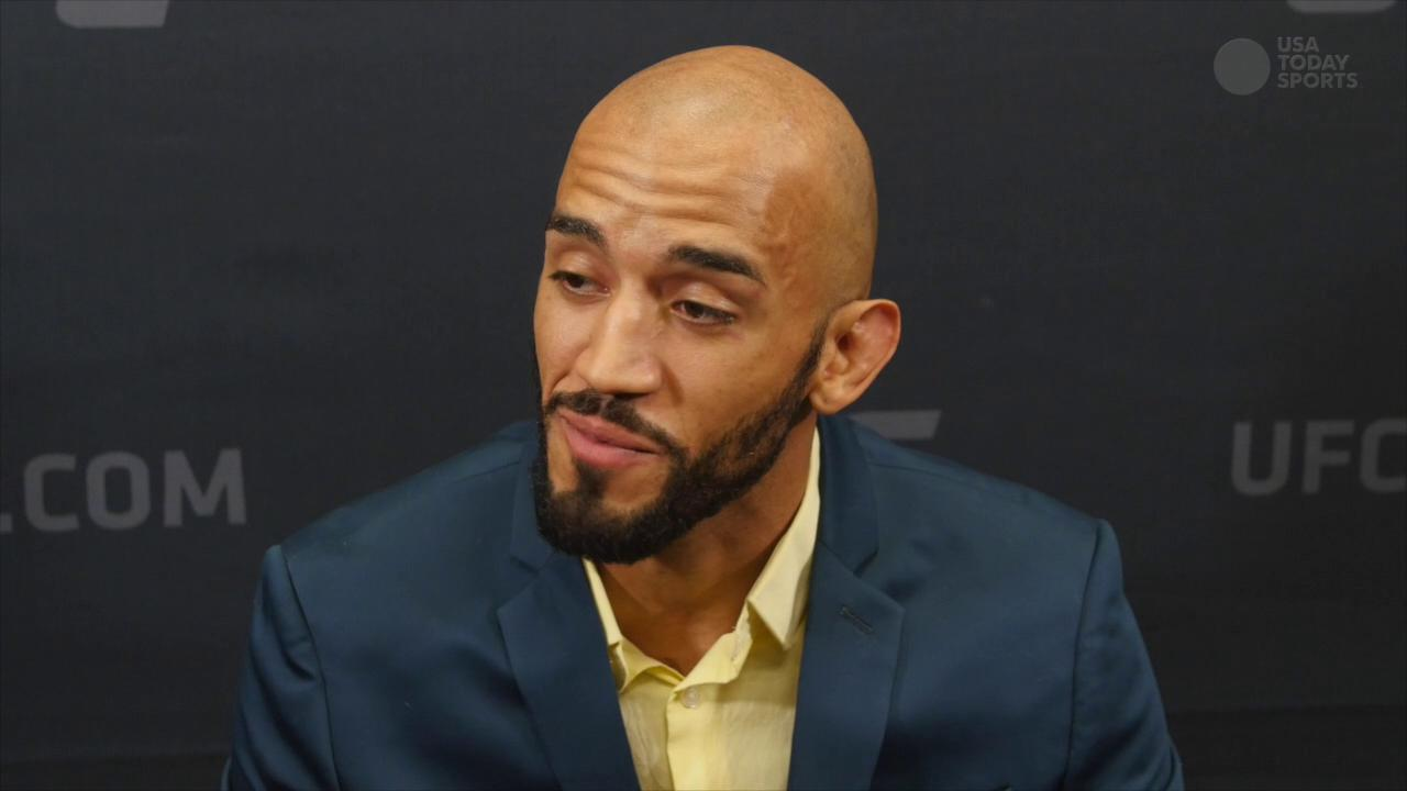 UFC Fight Night 82 Mike Jackson Post Fight Interview