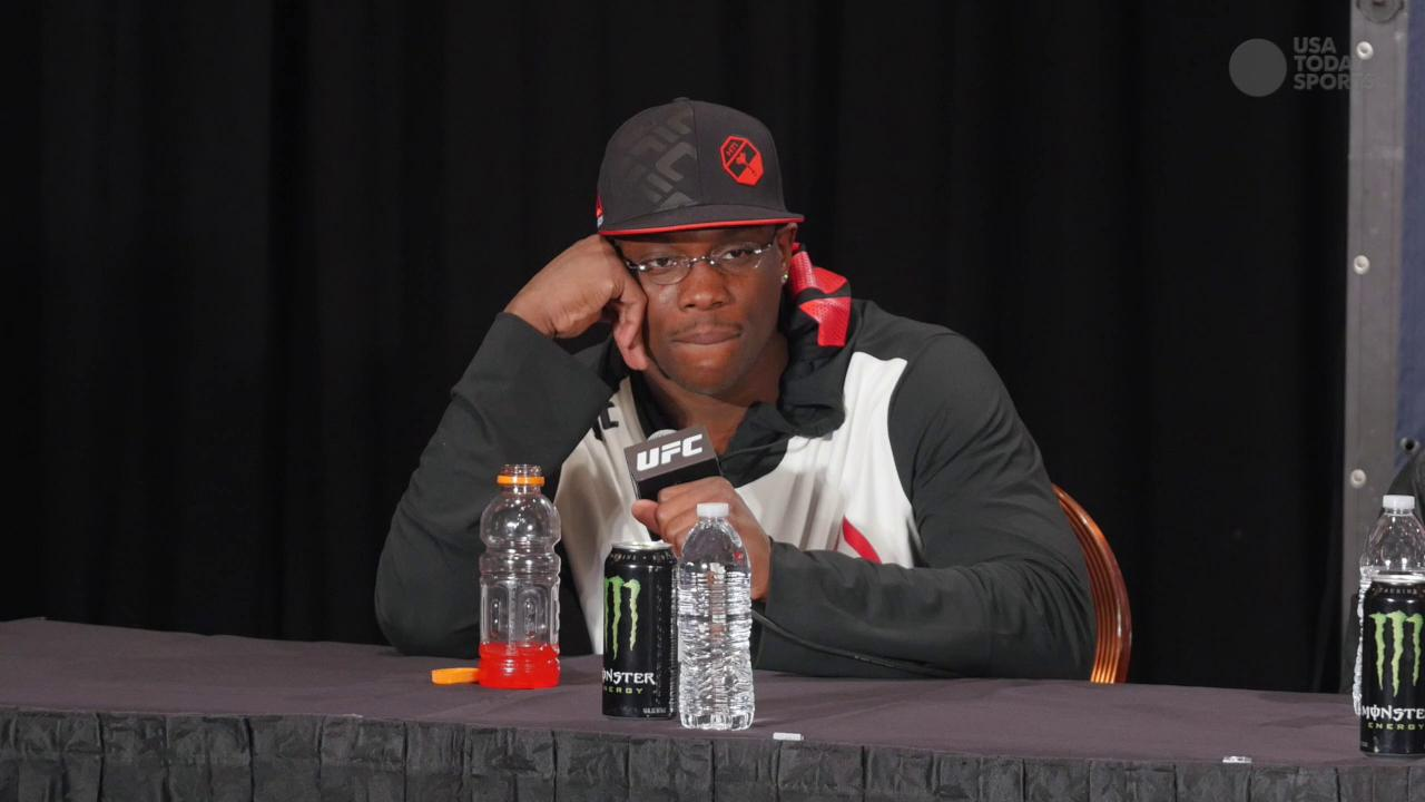 Ovince Saint Preux had to shut down his pain receptors to earn UFC Fight Night 82 win