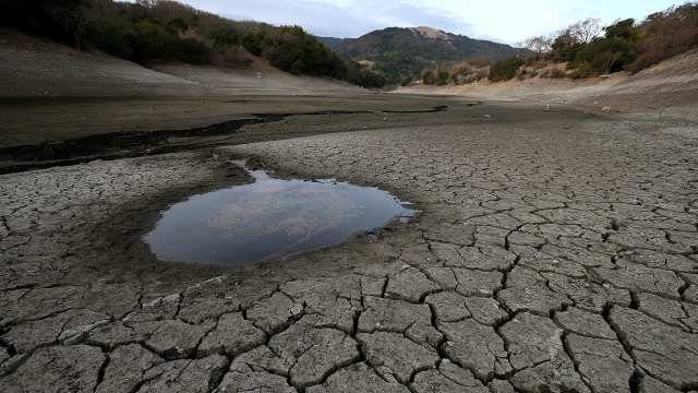 Study says droughts in the southwest could become more frequent