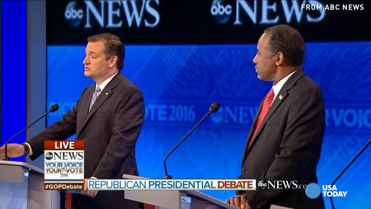 Fact check: Leading GOP candidates stretch the truth