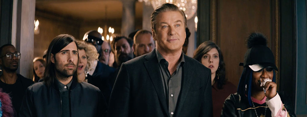 Ad Meter 2016: Amazon Echo #BaldwinBowl Party feat Alec Baldwin