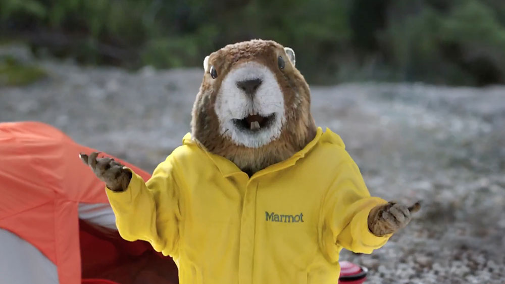 Ad Meter 2016: Marmot 'Love the Outside'
