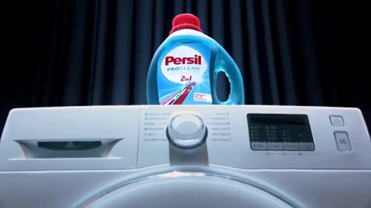 Ad Meter 2016: Persil ProClean Big Game Commercial