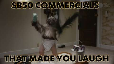 Relive some of the best Super Bowl 50 commercials that made fans laugh.
