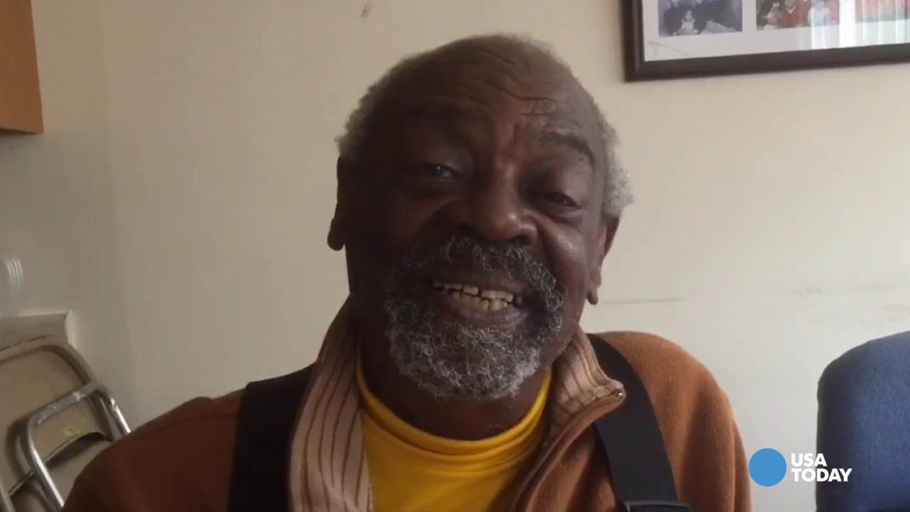 Reggie Robinson, a former advance man for the Student Nonviolent Coordinating Committee (SNCC), talks about what it was like to go into Southern towns, before civil rights workers arrived, to drum up support.