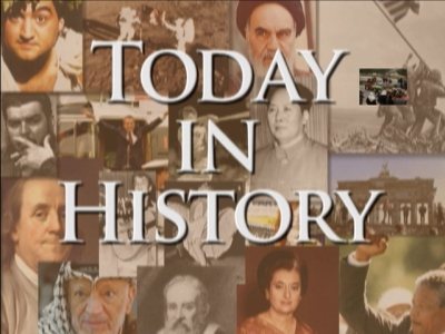 Highlights of this day in history:  the funeral of Jordan's King Hussein; Premiere of 'The Birth of a Nation'; a South Carolina civil rights protest turns deadly; the Boy Scouts of America is incorporated; actor James Dean born.  (Feb. 8)