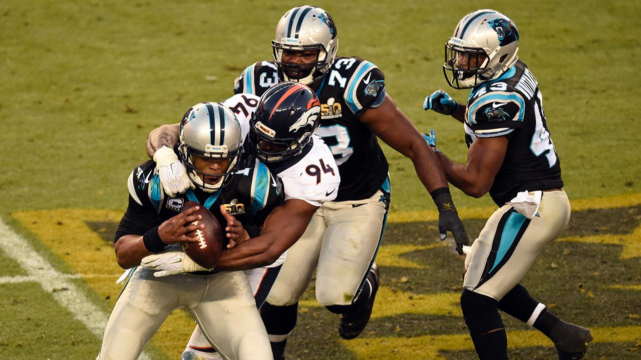 Sports Illustrated's Maggie Gray and Aaron Nagler discuss the Carolina Panthers tough loss in Super Bowl 50, and what they must do in order to get back next season.