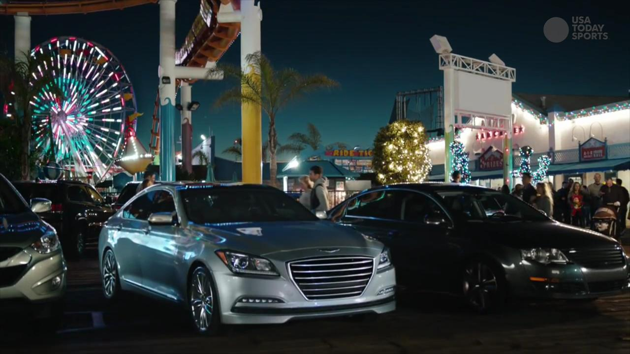 """The 2016 Super Bowl Ad Meter results are in, and Hyundai is the big winner. Find out the biggest disappointment and see the ultimate """"wow"""" moment from this year's Super Bowl ads."""