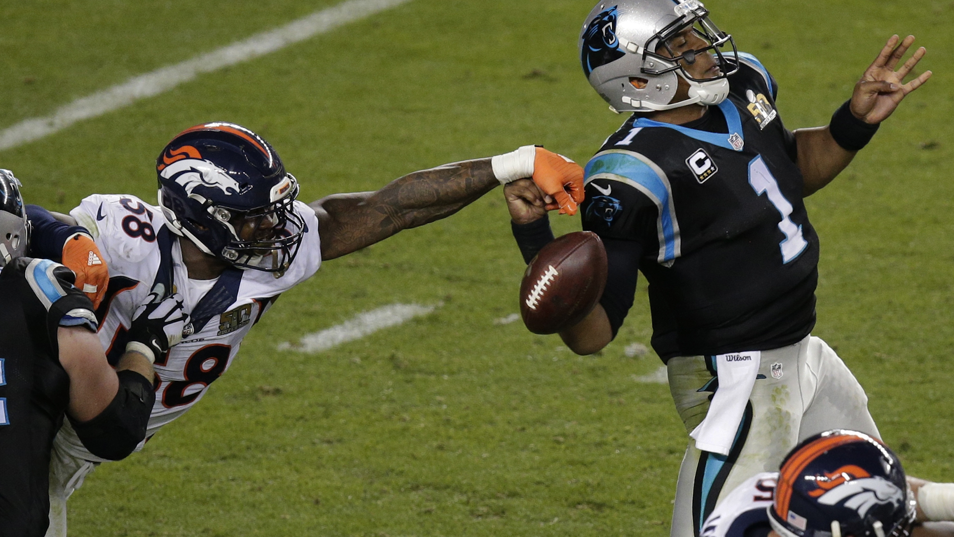 The MMQB's Peter King takes a look at the two men behind the Denver Broncos' Super Bowl 50 victory over Cam Newton and the Carolina Panthers.