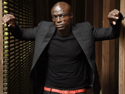 "Singer Seal talks about entertaining an audience who ""aren't necessarily"" his fans at the Super Bowl 50 Tailgate Party in Santa Clara. (Feb. 8)"