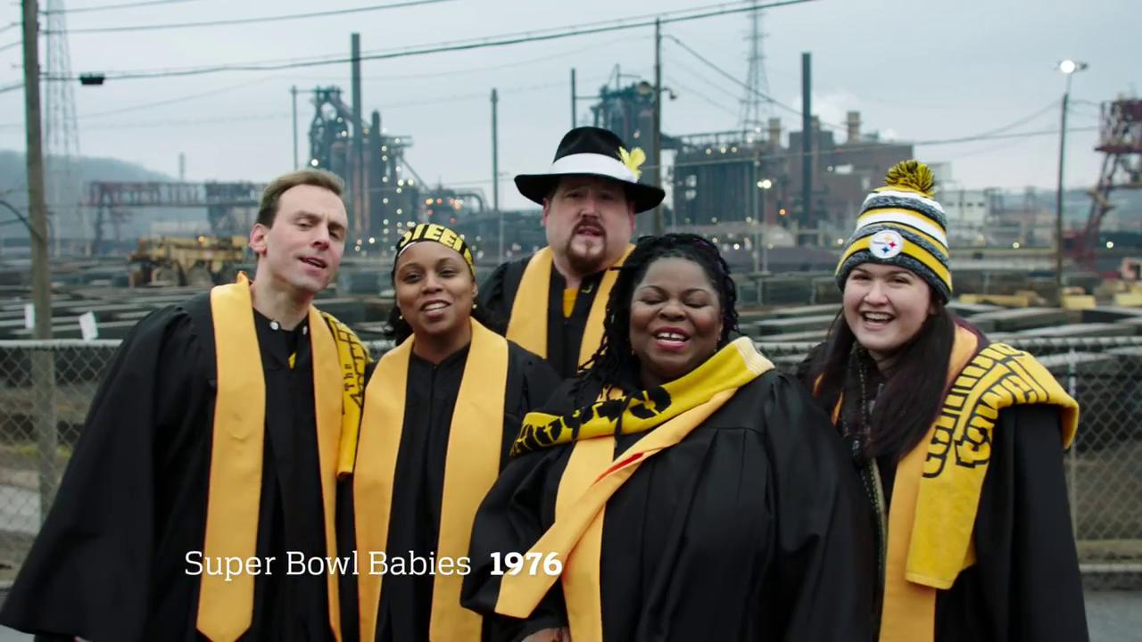 Ad Meter 2016: Super Bowl Babies Choir feat. Seal