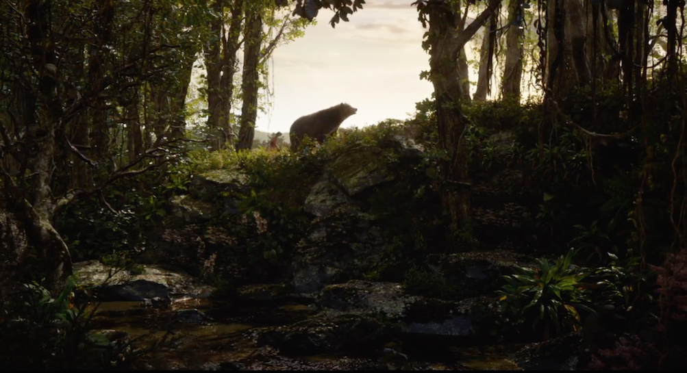 Ad Meter 2016:  The Super Bowl 50 trailer for 'The Jungle Book' from Disney.