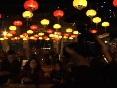 Raw: Hong Kong Marks Lunar New Year