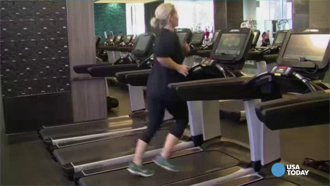 Gyms are still crowded with New Year's  resolution-makers, but not for long, according to the data.