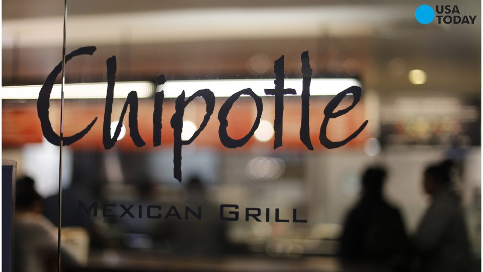 Chipotle shutting down all stores today