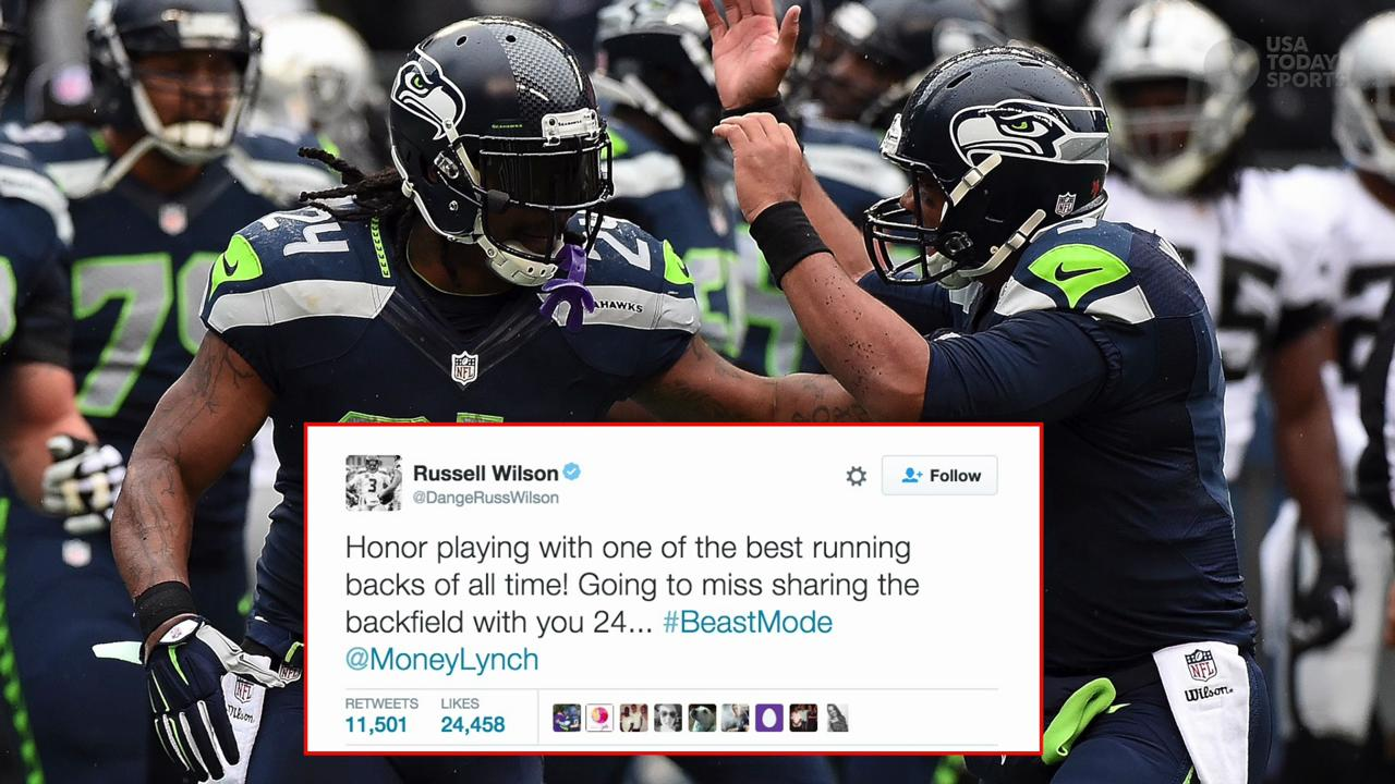The agent of Seattle Seahawks running back Marshawn Lynch has said he plans to retire.