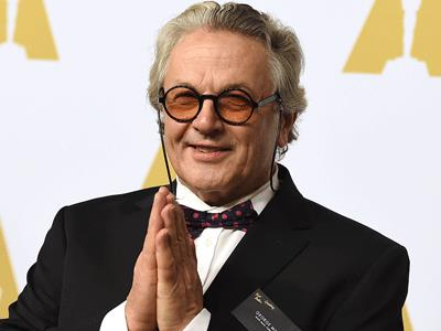 Director George Miller talks diversity in TV vs. diversity in film - at the Oscar nominees luncheon. (Feb. 8)