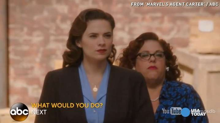 USA TODAY's Robert Bianco previews the television lineup for Tuesday, February 9, including an update on 'Agent Carter' and how a new cast of characters has made this season more dynamic.