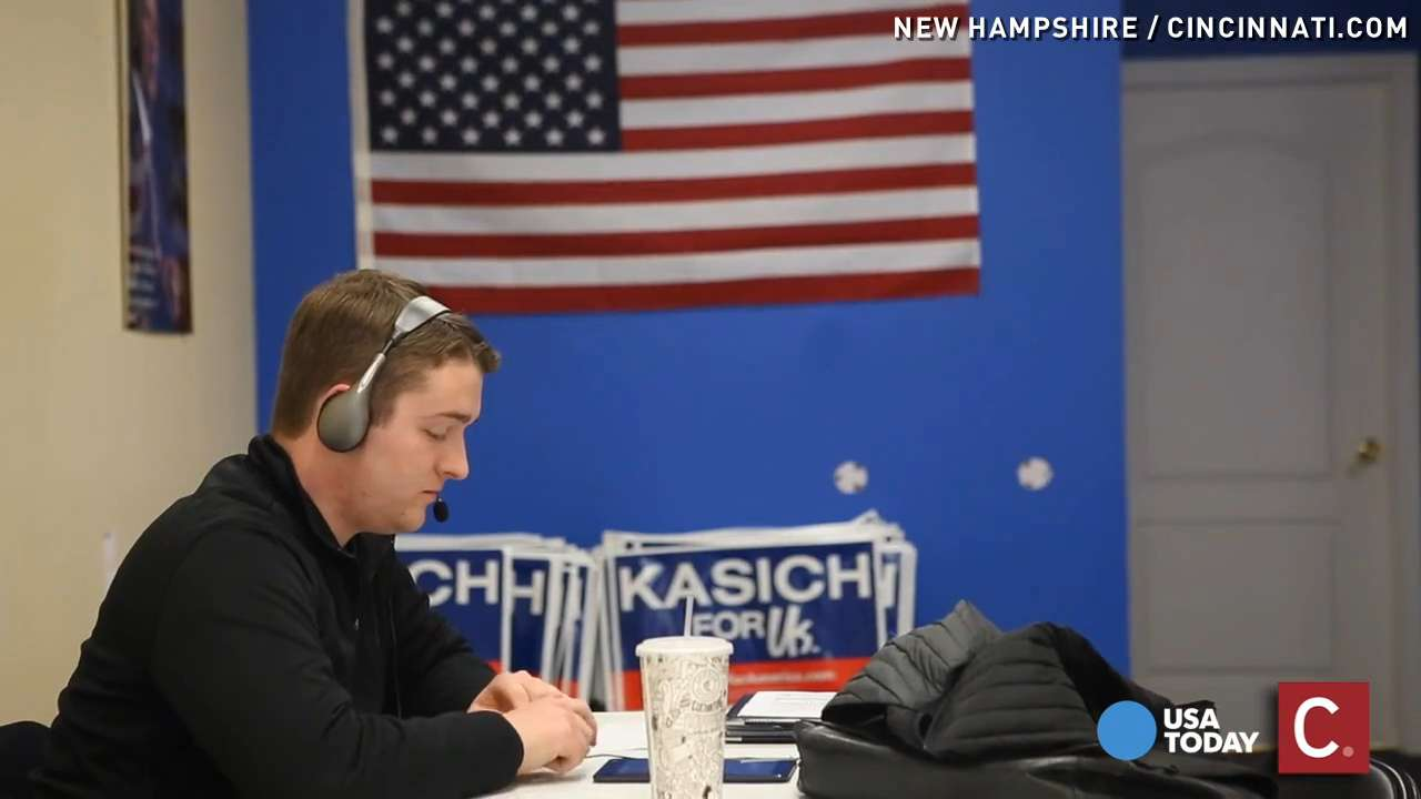 An inside look at John Kasich's volunteer team