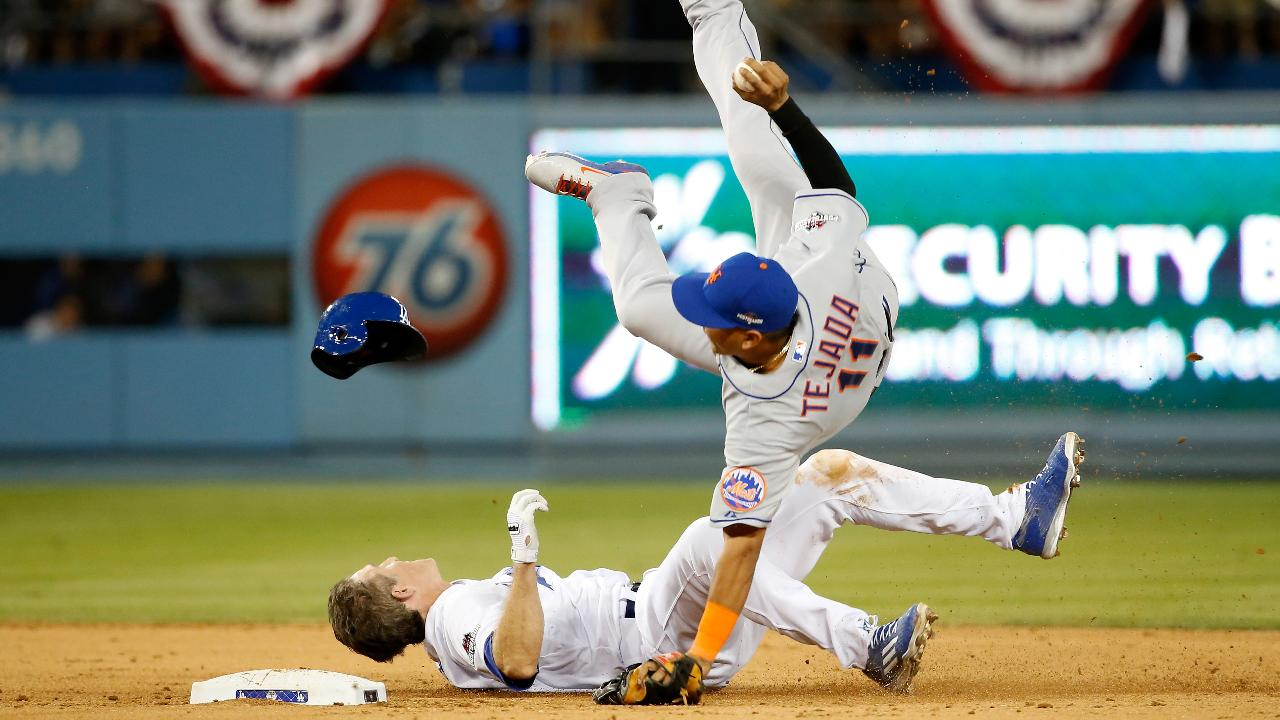 The MLB and the Players Union are trying to change the rules to prevent injuries incurred during sliding.