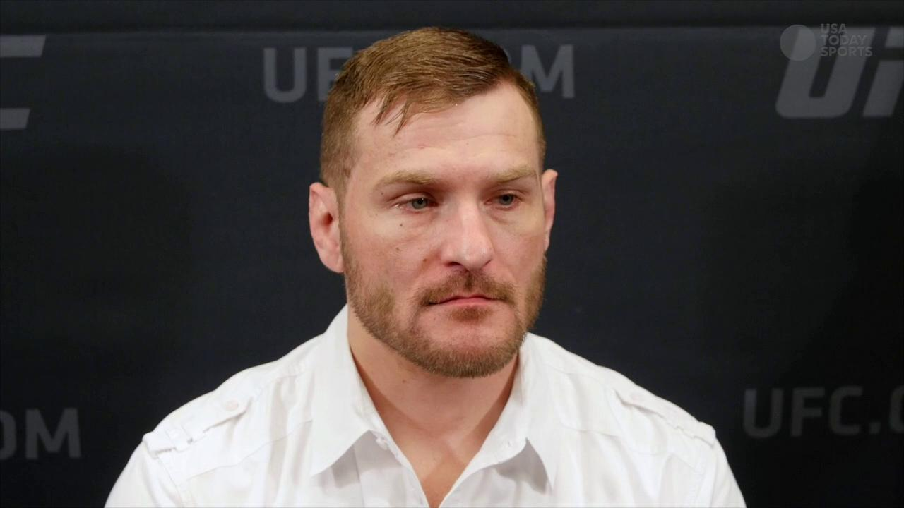 Stipe Miocic reveals how he handled the wild changes during his 24 hours as a title contender