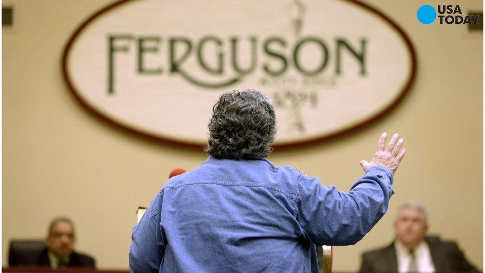 Ferguson City Council Meets for DOJ Reforms