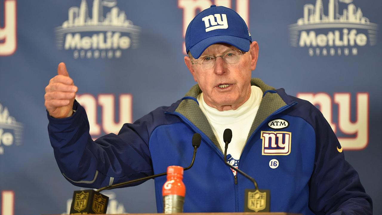 Former Giants head coach Tom Coughlin, 69, said Monday that he's too young to retire.