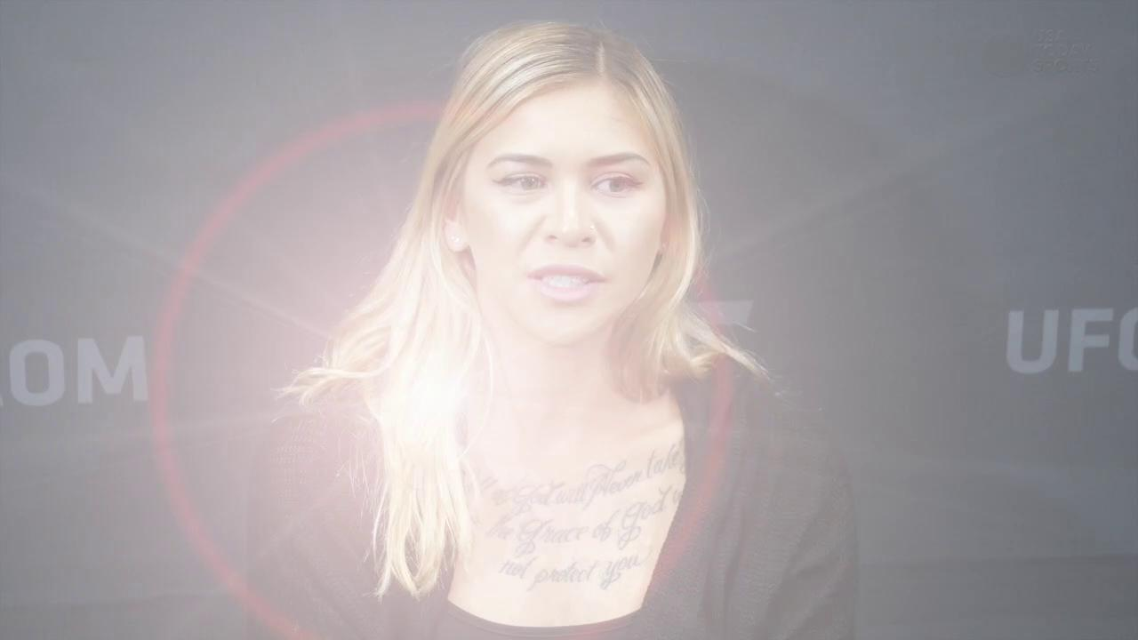 Kailin Curran wants a rematch with Paige VanZant