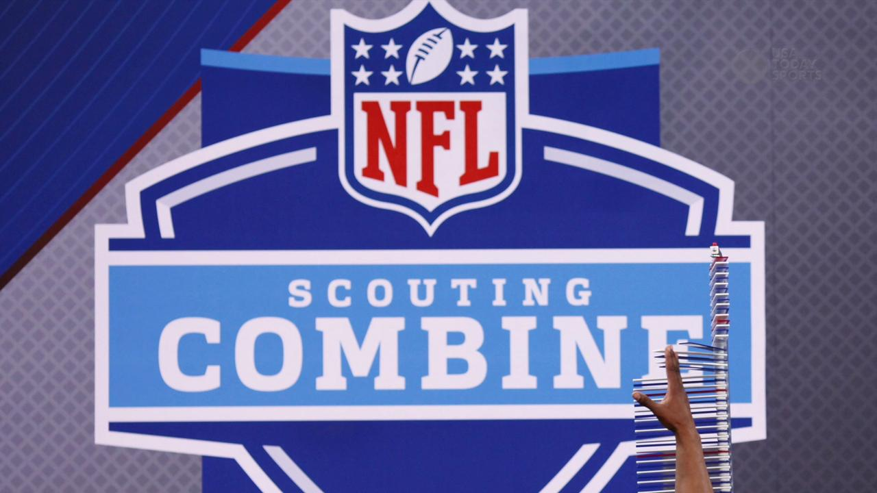 NFL bans convicted players from scouting combine