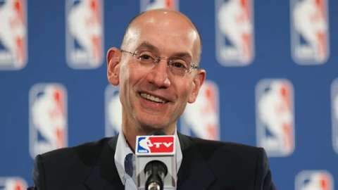 NBA Commissioner focused on change