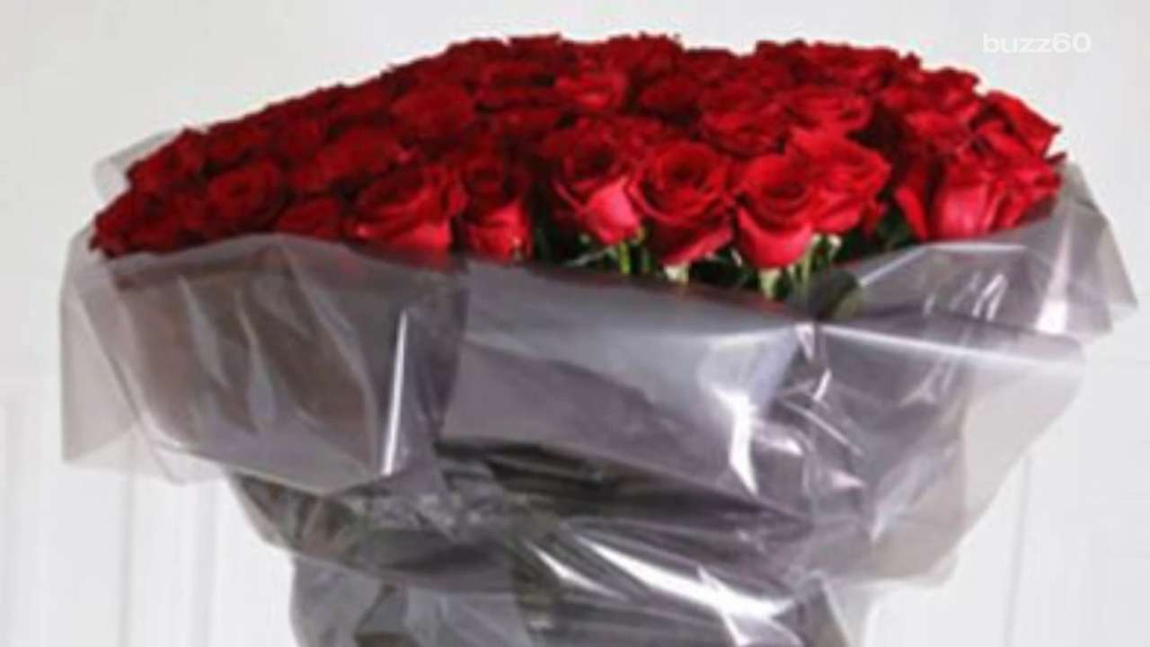 World's most expensive Valentine's Day bouquet costs more than some cars