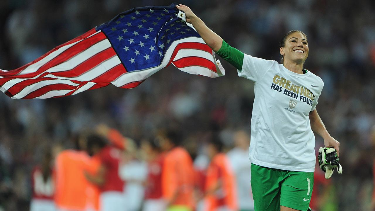 """Due to the spreading Zika virus, U.S. goalkeeper Hope Solo told SI.com, If I had to make the choice today, I wouldn't go [to the Olympics]."""""""