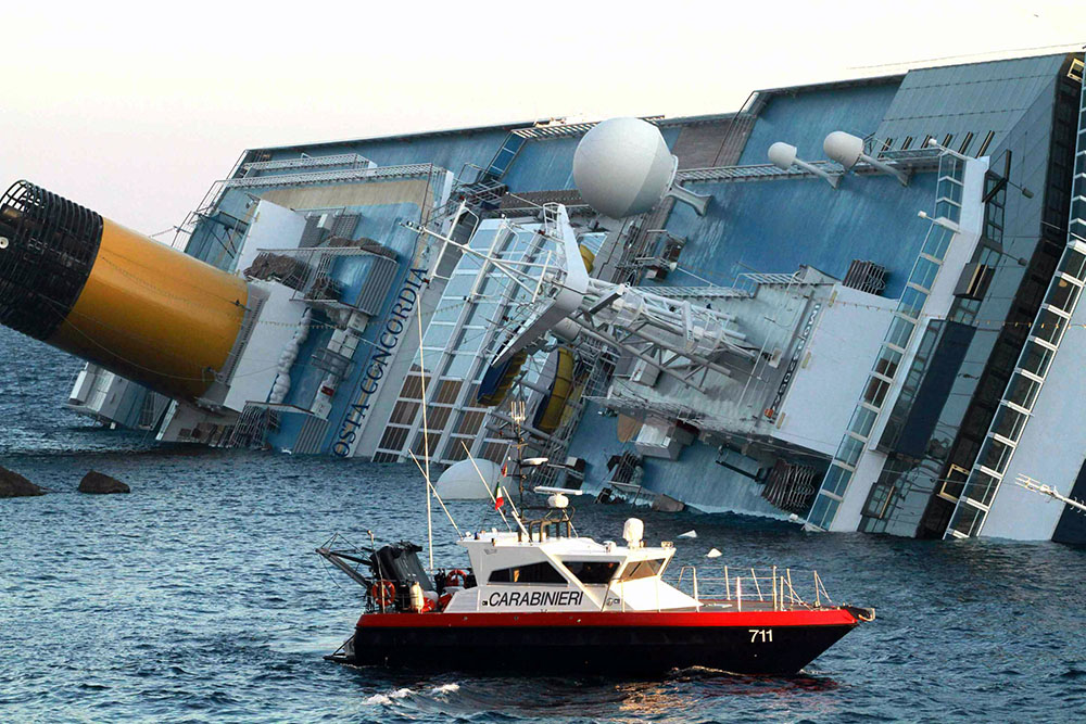 Danger on the high seas, a look at cruise ship accidents