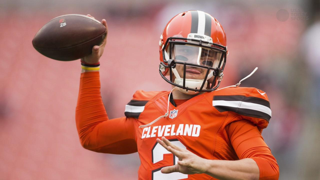 Browns deny covering up for Johnny Manziel