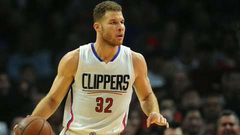 Blake Griffin suspended without pay