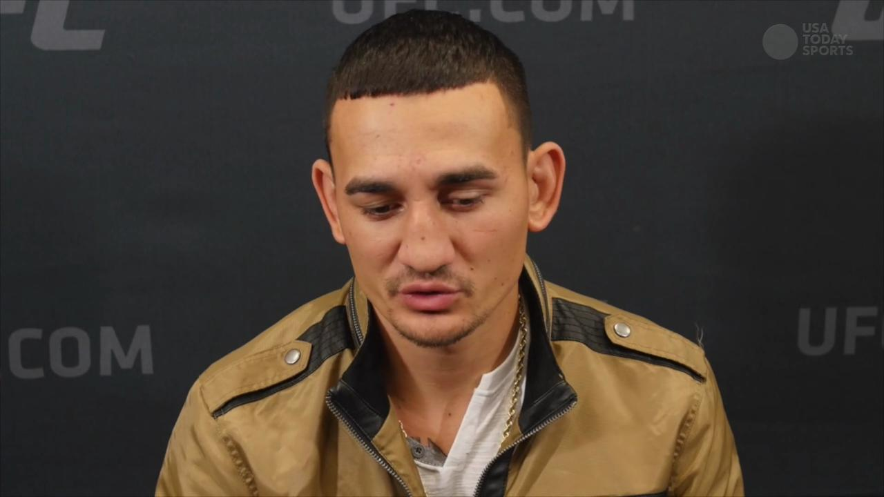 Max Holloway talks injury, McGregor, and state of the featherweight division