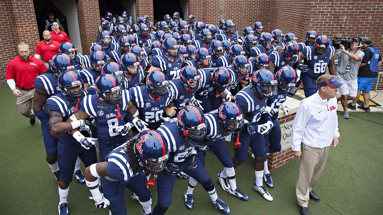 Ole Miss football is responsible for 13 of the 28 NCAA violations the school was recently accused of in a Notice of Allegations, reports the Associated Press.