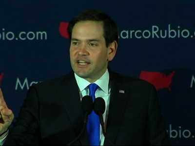 Marco Rubio: 'Disappointment not on you, it's on me'