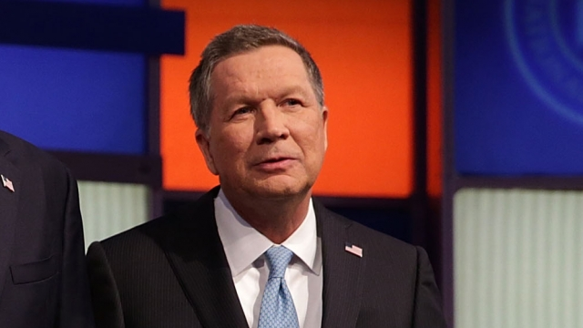 John Kasich finishes second in New Hampshire GOP primary