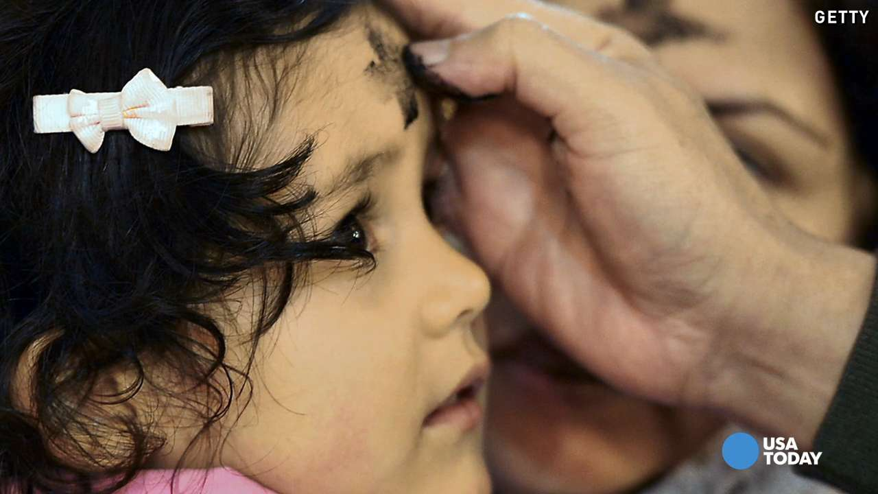 Ash Wednesday: 4 things to know