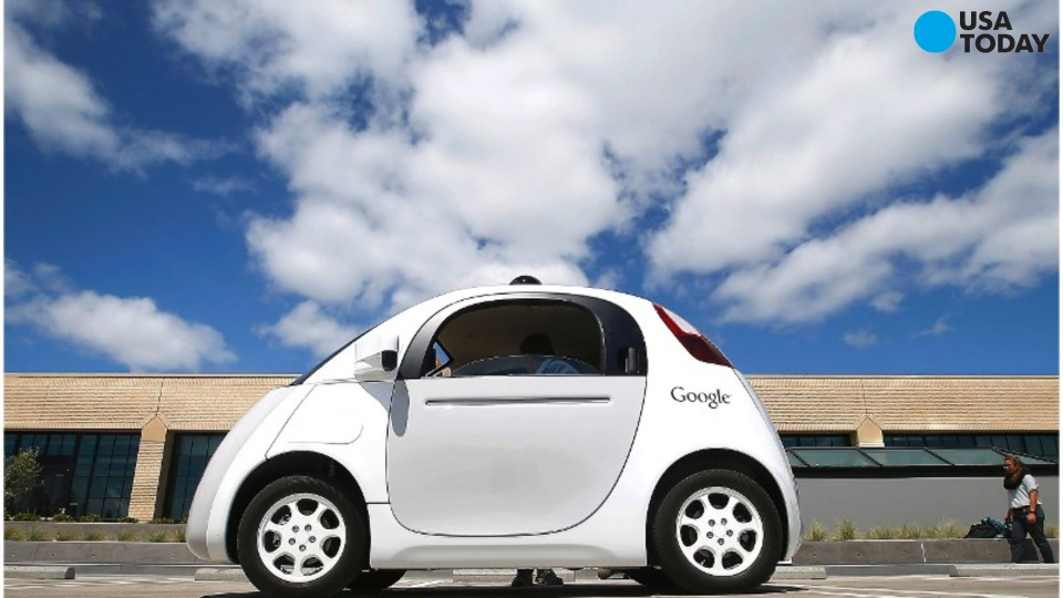 "The regulator said: ""We agree with Google its [self-driving car] will not have a 'driver' in the traditional sense that vehicles have had drivers during the last more than one hundred years."""