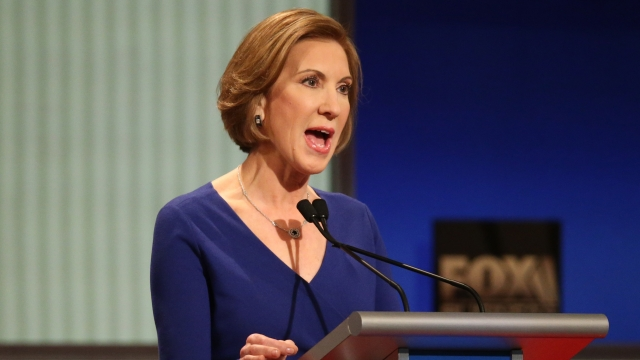 Her poll numbers rose after the first Fox News debate, but she was eventually stuck with a polling average around 2 percent. Video provided by Newsy