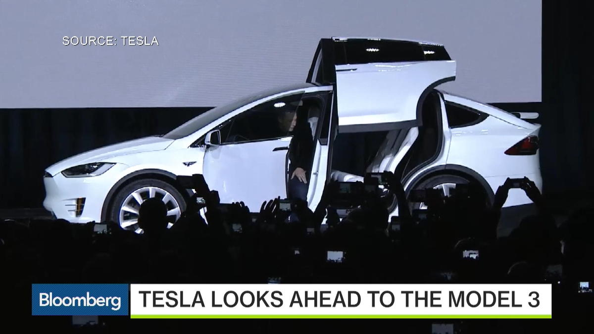 Tesla Gaining Speed: Shares Jump on Deliveries Forecast