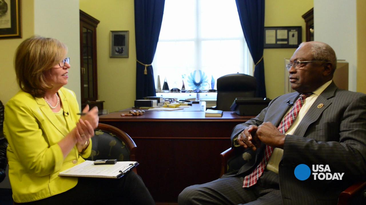 Capital Download: Rep. Jim Clyburn