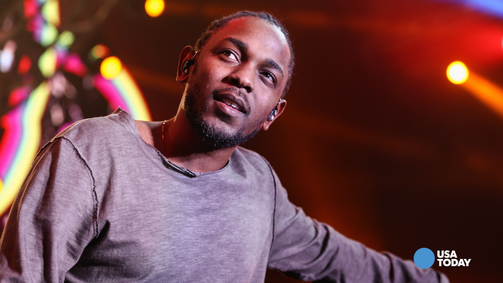 Kendrick Lamar and Taylo Swift are among the five battling it out for song of the year.