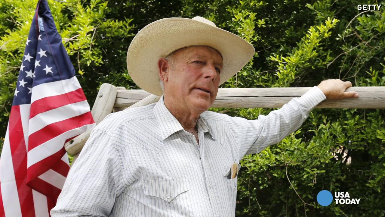 Militia leader's dad Cliven Bundy arrested