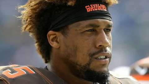Browns' Armonty Bryant indicted on felony drug charges
