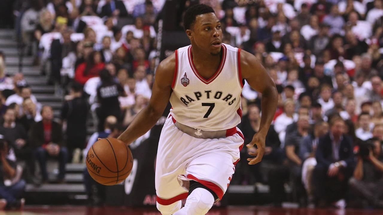 Raptors' All-Star Kyle Lowry having career year