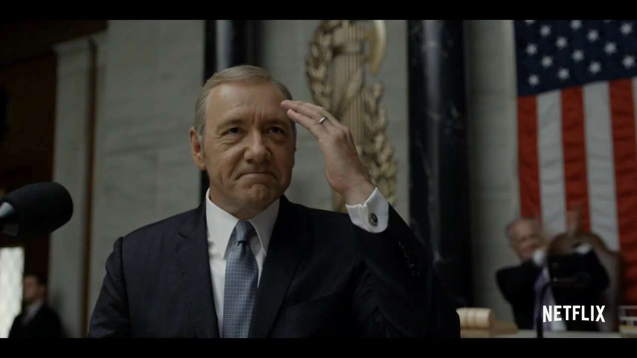 Trailer: 'House of Cards' Season 4